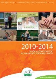 Schéma départemental en faveur des personnes âgées - Conseil ...