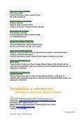 Kalendář akcí - březen 2013 - Informační centrum bezpečnosti ... - Page 6