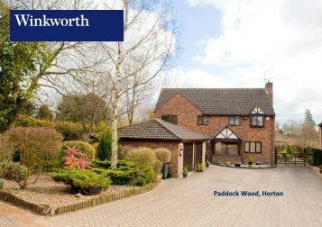 Paddock Wood, Horton - Winkworth