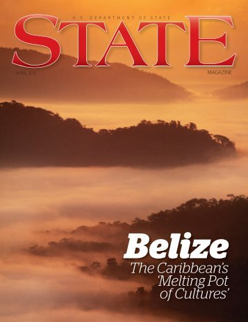 The Caribbean's 'Melting Pot of Cultures' - US Department of State
