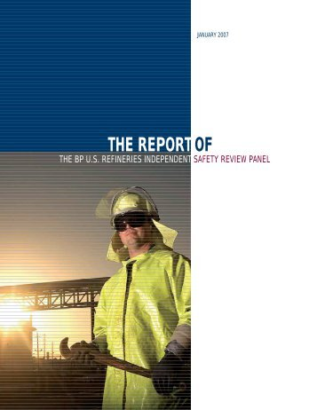 The Baker Panel Report - ABSA