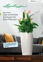 Lechuza Broschüre zur Premium Collection