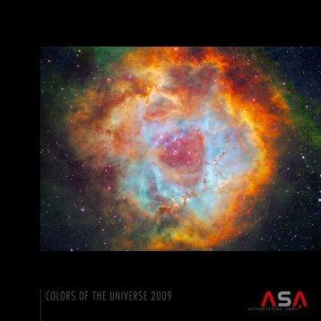 COLORS OF THE UNIVERSE 2009 - Astro Systeme Austria