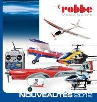 NOUVEAUTÉS 2012 - Robbe