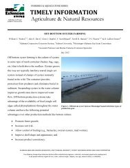 Off-bottom oyster farming - Alabama Cooperative Extension System