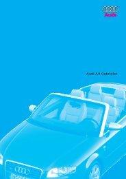 Audi A4 Cabriolet - H-kan.se