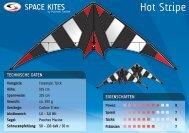Hot Stripe_Fieldcard - Space Kites