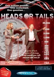 Heads or Tails - Eyeworks