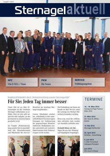 Service - Autohaus Sternagel GmbH