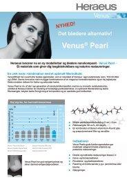Venus® Pearl - Heraeus