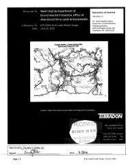 Bid 7 - State of West Virginia