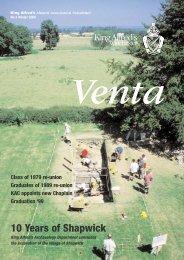 Venta 3 - University of Winchester