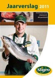 Jaarverslag 2011 - Sligro Food Group