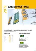 Jaarverslag 2011 - Sligro Food Group - Page 3