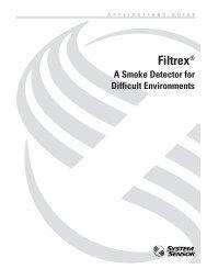 Filtrex® - Alarmes Tucano