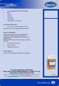 Sactif Cleaner Disinfectant - Page 2