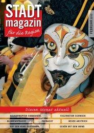 FEBRUAR - STADTmagazin Rapperswil-Jona