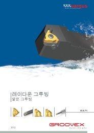 Laydown Grooving 2011 KO[011211].indd - Vargus