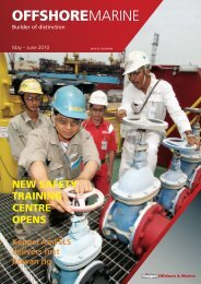 May/June 2010 - Keppel Offshore & Marine