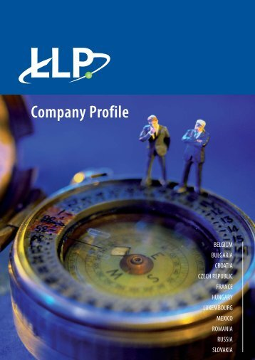 COMPANY PROFILE NEW 09.indd - LLP Group