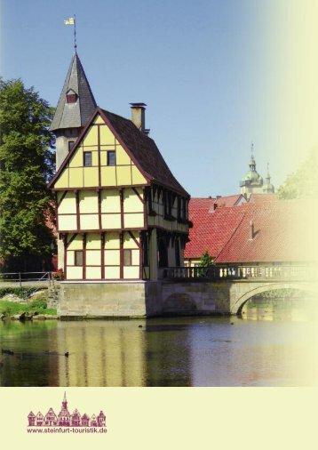 Download als PDF - Steinfurt Touristik
