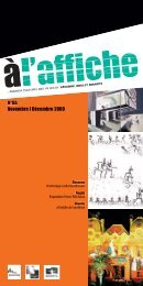 N°55 Novembre I Décembre 2009 - Ville de Bayonne