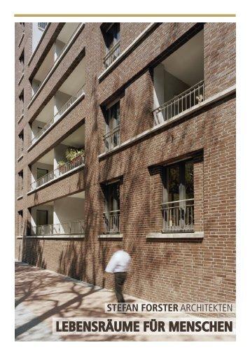download pdf (4,6 mb) - Stefan Forster Architekten