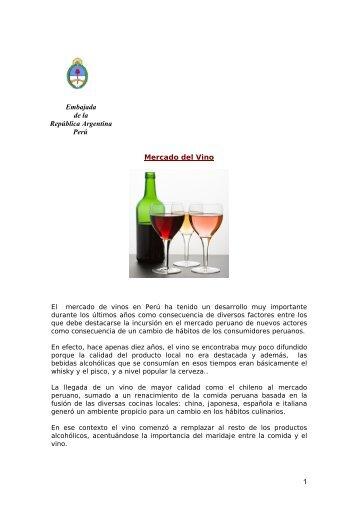 M VINO IMPORTADO 2009 abr.pdf - Wines Of Argentina