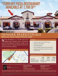 Newark Marketplace - Prime Commercial, Inc