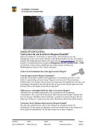 Informationshäfte om kvarteret Skogen (länk till pdf) - Arvidsjaur