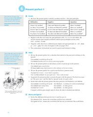 6 Present perfect 1 - Macmillan English