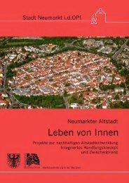 Neumarkter Altstadt - Bayerisches Staatsministerium des Innern ...