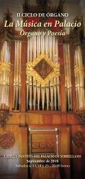 163868 ORGANO.indd - Schola Cantorum de Comillas