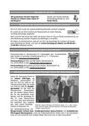 Amtsblatt07-2011 - Marktgemeinde Steinerkirchen an der Traun