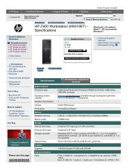 Most viewed solutions for HP Z620 Workstation - HP Support Center