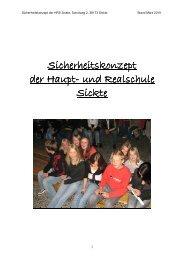 Sicherheitskonzept der HRS Sickte_2010_Iserv - und Realschule ...