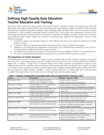 defining quality in education 2006-12-13 what is quality 1st european forum  defining quality  • stakeholders require accessible information on quality of higher education.