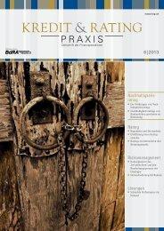 Kredit & Rating Praxis,