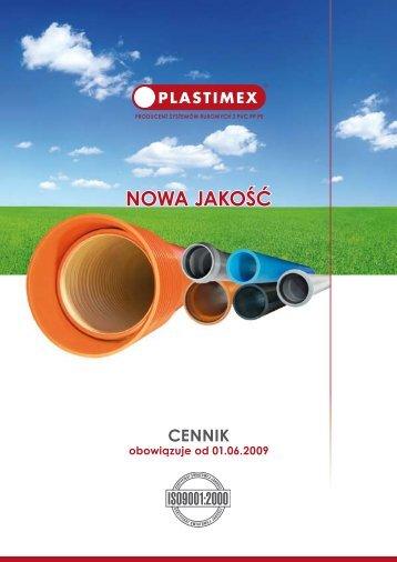 System kanalizacji zewnętrznej z PVC-U - PLASTBUD.Net