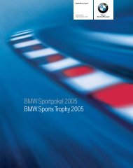 BMW Sportpokal 2005 BMW Sports Trophy 2005 - Supercar ...