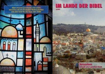 pdf ilb_2007-3 - Jerusalemsverein