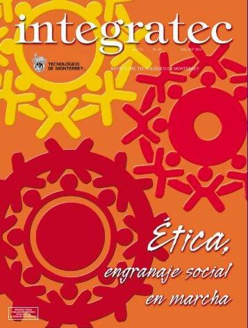 Edición 63, Julio - Exatec - Tecnológico de Monterrey