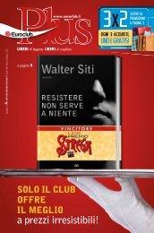 Catalogo Elettronico Euroclub Plus n.337 - Club degli Editori