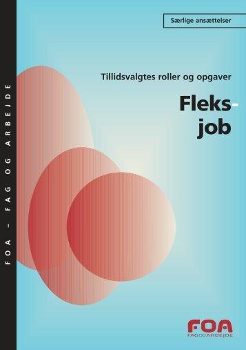 Fleksjob - A5 - FOA