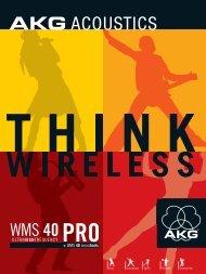 WMS 40 PRO - Strawberry Sound