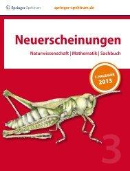 Naturwissenschaft | Mathematik | Sachbuch - Springer