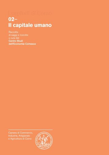 Il Capitale Umano - Camera di Commercio
