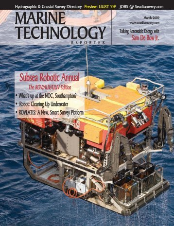 MTR MARCH Cover.qxd - Marine Technology Magazine ...