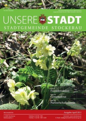 Datei herunterladen (6,21 MB) - .PDF - Stadtgemeinde Stockerau