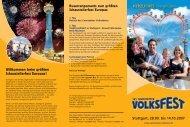 2383_CV_Flyer_6-Seiter_RZ 2007:Flyer - Cannstatter Volksfest